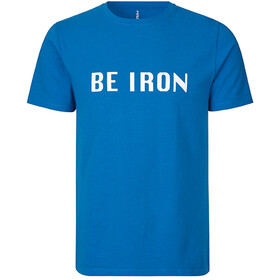 Fe226 Be Iron T-shirt, classic blue